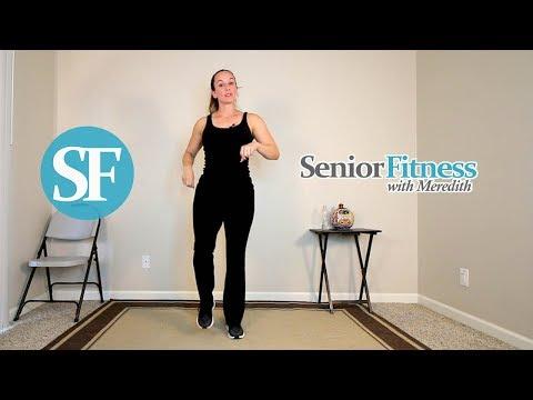 Senior Fitness Low Impact Cardio Workout