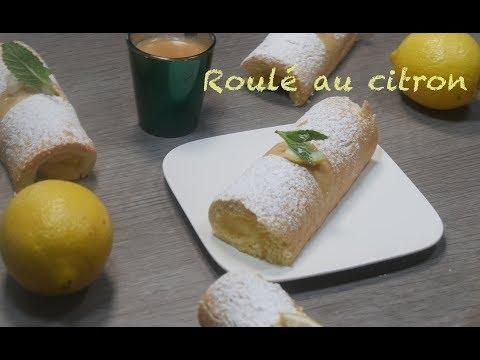 biscuit-roule-a-la-creme-de-citron---بيسكوي-رولي-بكريمة-الحامض-biscuit-roule-au-crème-citron