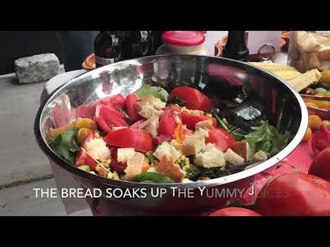 Surf chef Vic Rallo: How to make an awesome summer salad on Staten Island