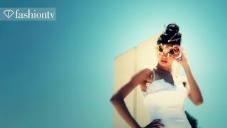 Mimi Bridal Collection 2012 - Photoshoot   FashionTV