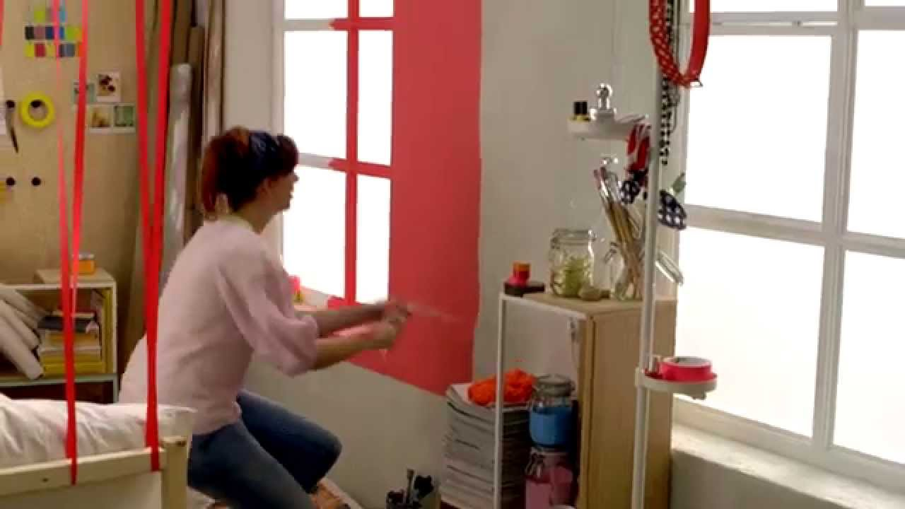 IKEA - ein kreativer Weg, um einen Fensterrahmen zu gestalten - YouTube