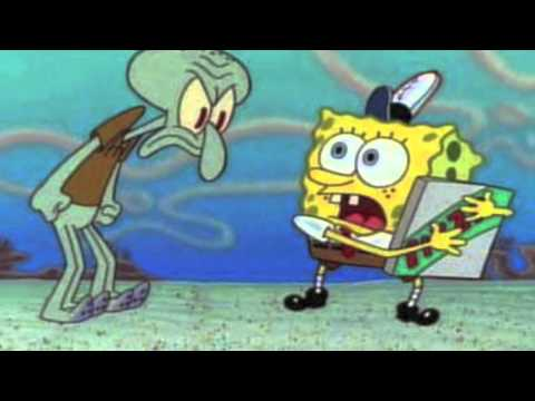 Sponge Bob Krusty Krab Pizza Full Song