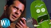 Top 10 Rick and Morty Movie Parodies