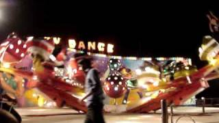 Crazy Dance Thrill Ride in Erbil Family Fun Kurdistan region