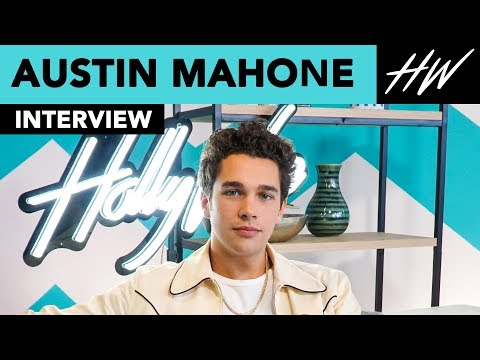 Austin Mahone Gives Us Dating Advice & Reveals His Celebrity Crush!! | Hollywire