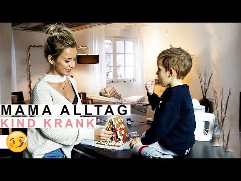 VLOG Mama Alltag, wenn das Kind krank ist