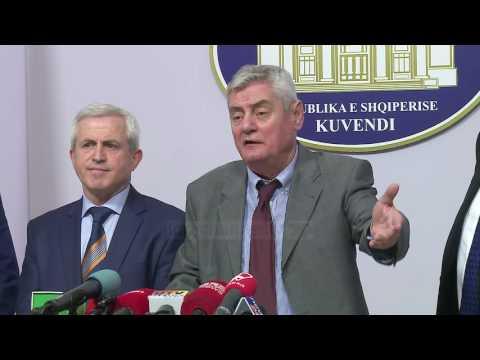 Reforma zgjedhore, të voglat dorëzojnë draftin në Kuvend - Top Channel Albania - News - Lajme