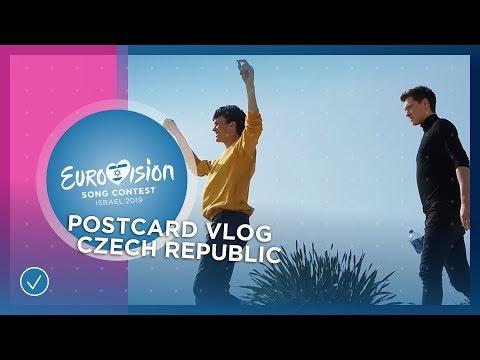 Lake Malawi's postcard recording vlog - Czech Republic 🇨🇿 - Eurovision 2019