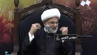 هناك جدل منبري حول إسم السيدة سكينة عليها السلام - الشيخ زهير الدرورة