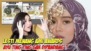 Lesty Menang di AMI Awards, Ayu Ting Ting Tak Masuk Nominasi, Netter: Ini Baru The Real Awards