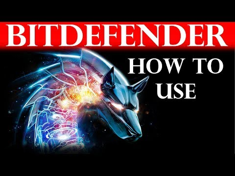 How To Use Bitdefender (Download & Install)