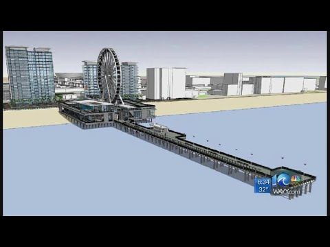 Va. Beach officials looking for feedback on new pier proposal