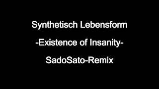 Synthetisch Lebensform - Existence of Insanity (SadoSato Remix)