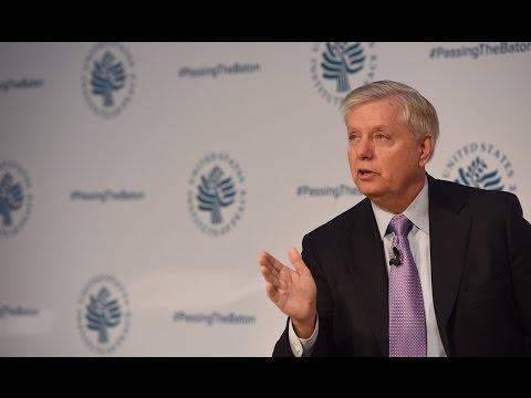 A Conversation with Senator Lindsey Graham