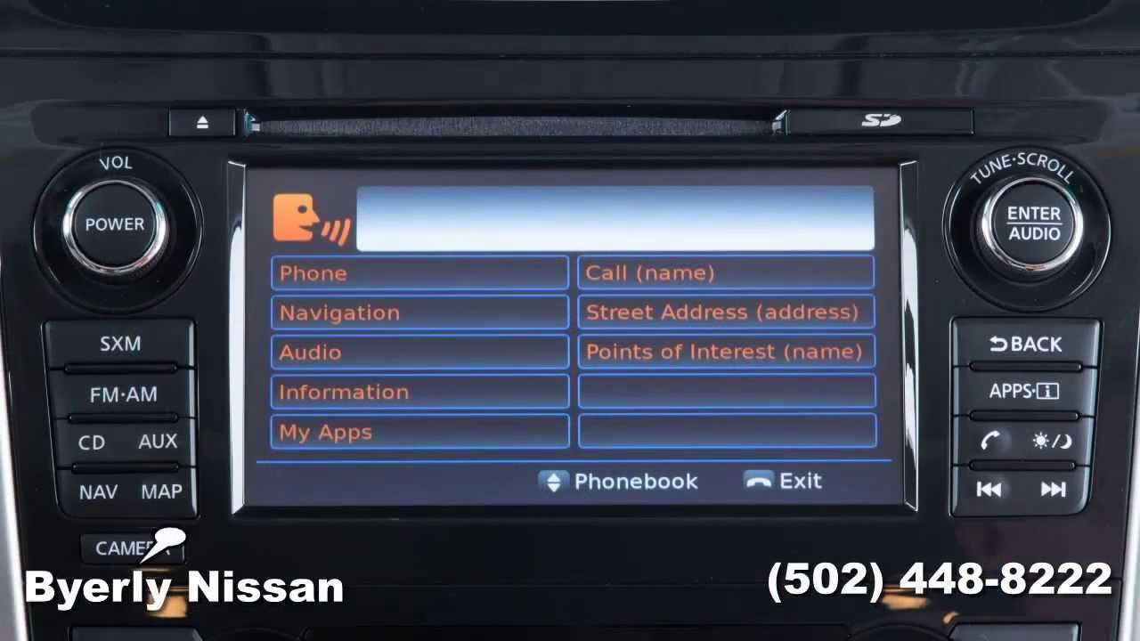 Nissan Sentra Owners Manual: NissanConnect App Smartphone Integration (ifso equipped)