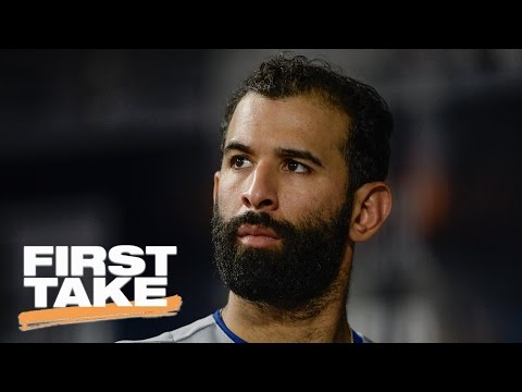 Stephen A. Smith: Baseball Players Shouldn't Police Themselves | First Take | May 19, 2017