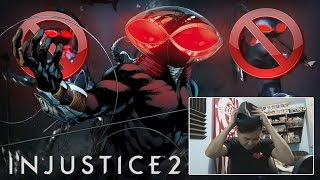 Injustice 2 - Black Manta is NOT Playable! [REACTION]