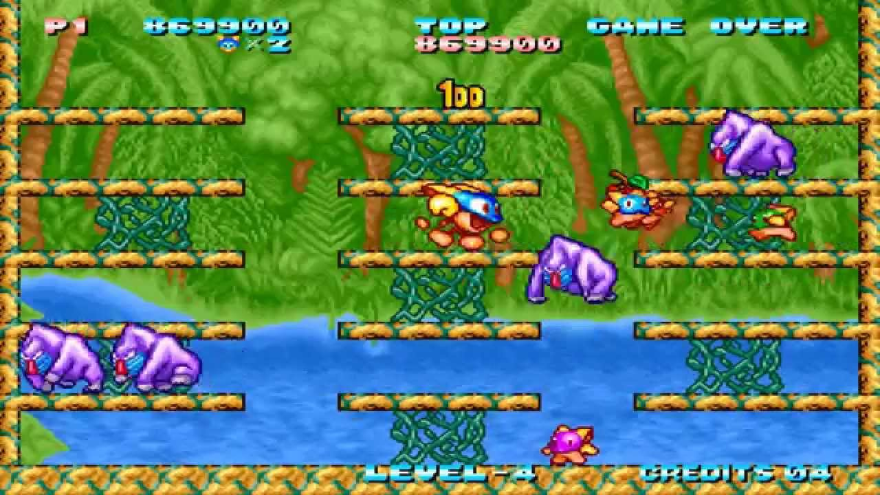 Zupapa Gameplay Parte 2 Juegos Clasicos Arcade Maquinitas Youtube