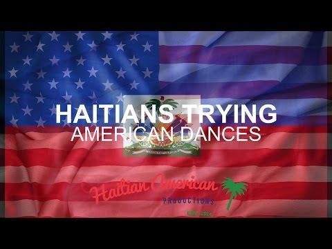 Haitians Try American Dances