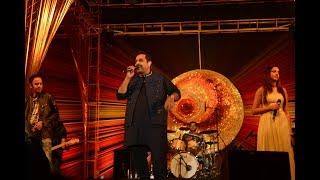 Gallan Goodiyaan   Shankar Ehsaan Loy   Live   Seher India World Music Festival 2018   Udaipur