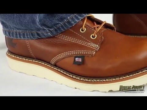 Thorogood Boots: Men's 814-4355 American Made Work Boots