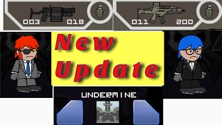 Mini Militia:New map,New avatars,New guns. PART 1