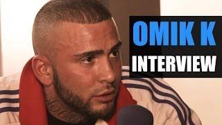 OMIK K INTERVIEW: LEIPZIG, KUBA, SANGRE MALA, SIDO, BONEZ MC, HAFTBEFEHL, KOLLEGAH, 187, PLUSMACHER