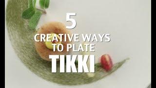 5 Creative Ways To Plate Tikki | Plate it Fancy |  Sanjeev Kapoor Khazana
