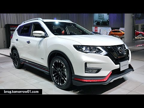 Nissan X Trail 20x Hybrid Nismo Performance Package White Youtube