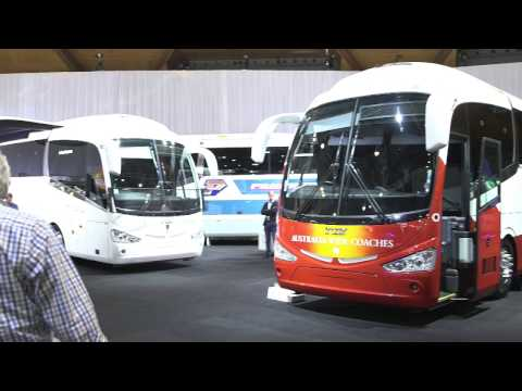 Australian Bus and Coach Show 2016 Highlights