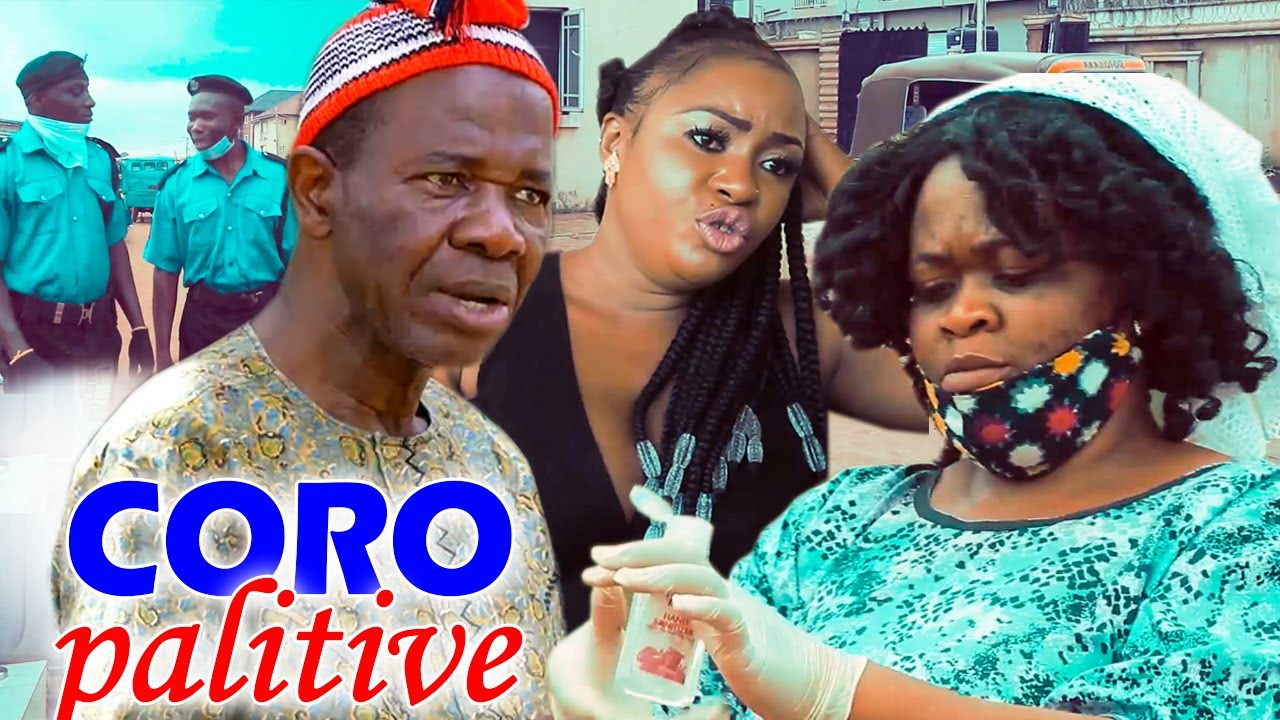 Download CORO PALITIVE - Chiwetalu Agu 2020 Latest Nigerian Nollywood Comedy Movie Full HD