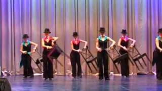 Джазовый танец. 'Танго'