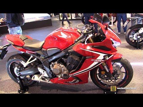 2020 Honda CBR 650R - Walkaround - 2019 EICMA Milan