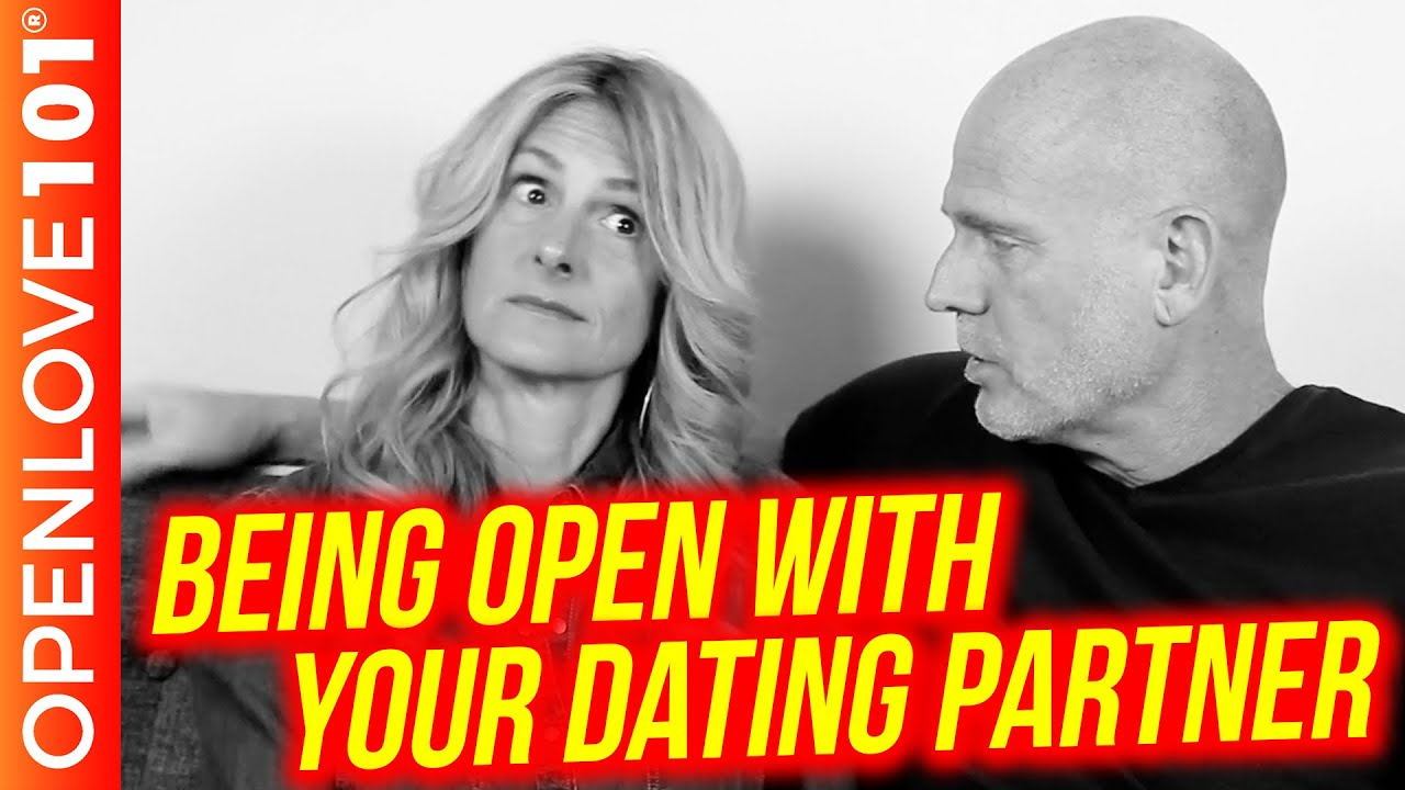 How to Talk to Your Dating Partner About Your Open Relationship