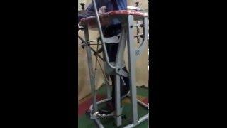 шагательный тренажер типа имитрон арт 4294