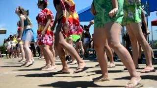SGGHS Year 12 Swimming Carnival Dance 2016