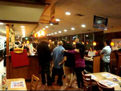 North Hollywood Denny's Fight
