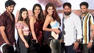 Commitment Movie Press Meet   Anveshi Jain