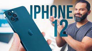 العصر الجديد للايفون | عائلة iPhone 12