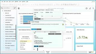 Find out how you can manage your inventory with sap business one. in this demonstration session, will learn about: - stock handling one -...