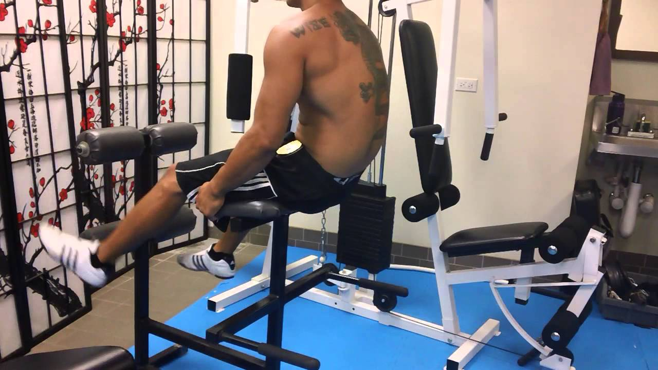 Roman Chair Exercises Sept 3 2014 Youtube