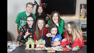 YAP Gingerbread House Christmas Hangout