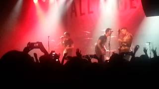 All Time Low - The Reckless And The Brave LIVE @ Circus Helsinki 24.6.2015
