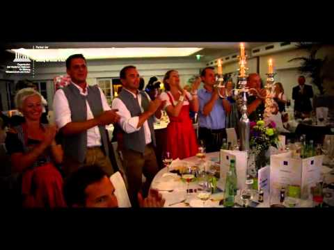 Moderation Ina Sabitzer 15. UNESCO Golf Charity swing for kids in Pichlarn