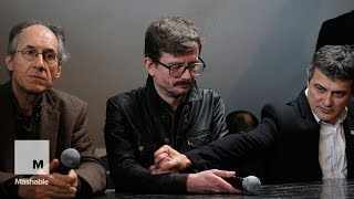 Charlie Hebdo staff members who survived discuss the struggle in creating the new issue | Mashable