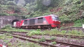 JR貨物(JR北海道管内にて)EH800・DF200・DE10など