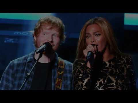 Ed Sheeran With Beyoncé...Perfect Duet...(Audio Remix)