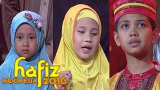 Babak Eliminasi Dari 3 Kontestan Hafiz [Hafiz] [6 Juni 2016]