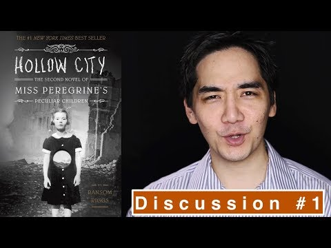 Hollow City by Ransom Riggs | Book Review Part 1