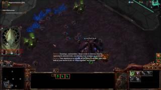 StarCraft II Co-Op Glitch